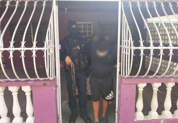 Cae hombre condenado a 10 años por homicidio en La Chorrera [Video]