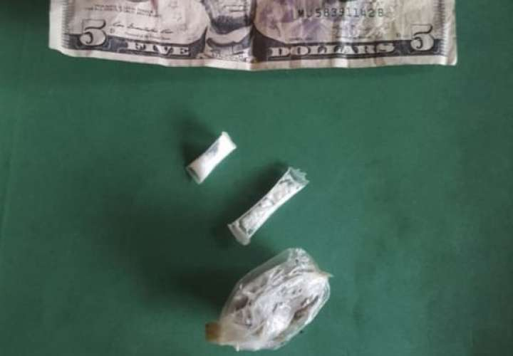 Arrestan a hombre por venta de cocaína y marihuana en su casa en Darién