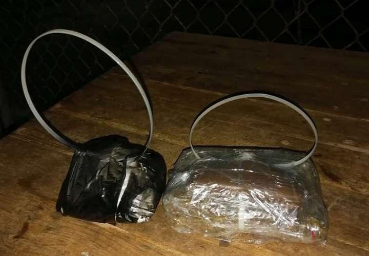Impiden ingreso de presunta droga y celulares a La Joya y La Nueva Joya.