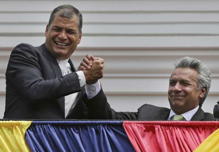 Corte ecuatoriana pidió a Interpol arreste al expresidente Rafael Correa