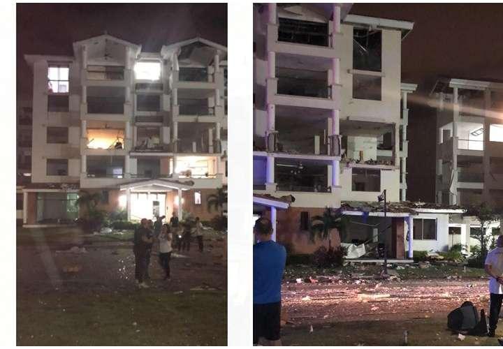 Muere menor tras explosión en edificio Costa Mare