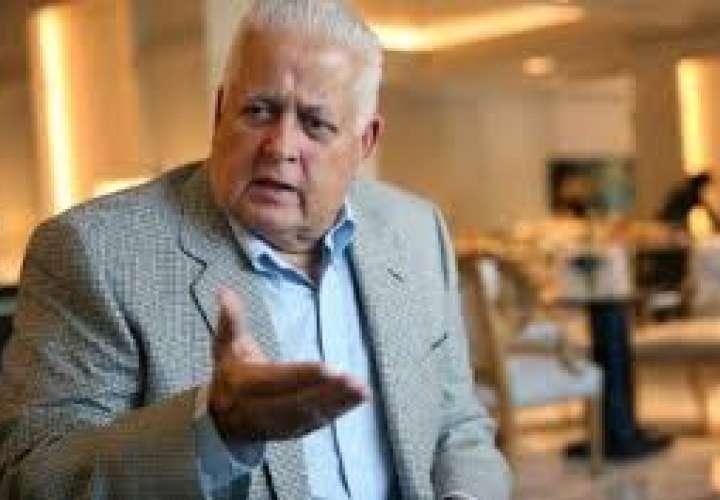 Expresidente Pérez Balladares secuestra bienes y cuentas de La Prensa
