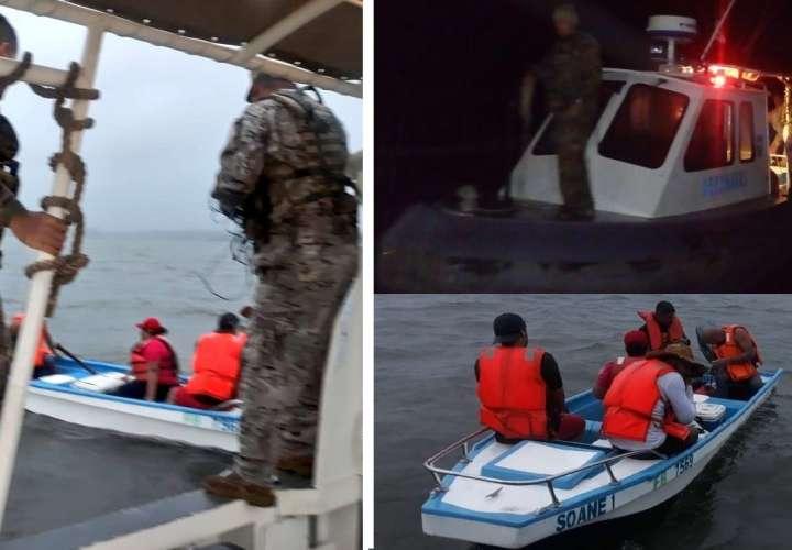 El Soane sufre problemas mecánicos y termina a la deriva en el litoral pacífico