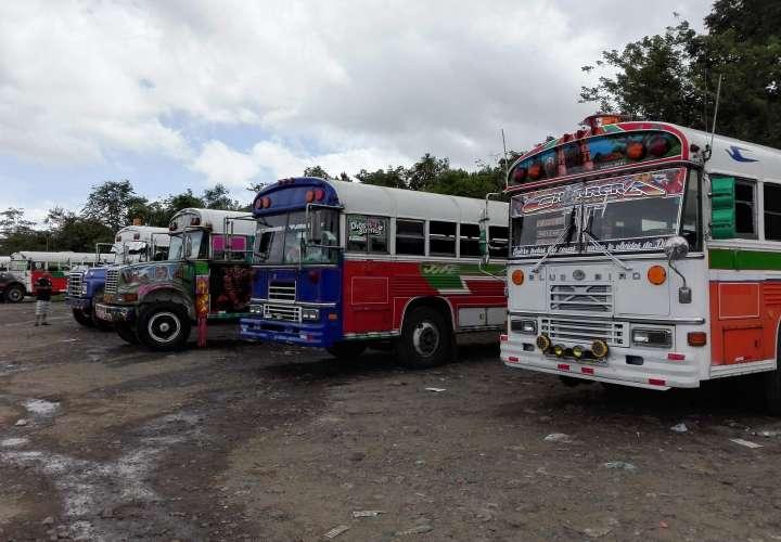 Complicaciones por traslado de peregrinos desde Panamá Oeste