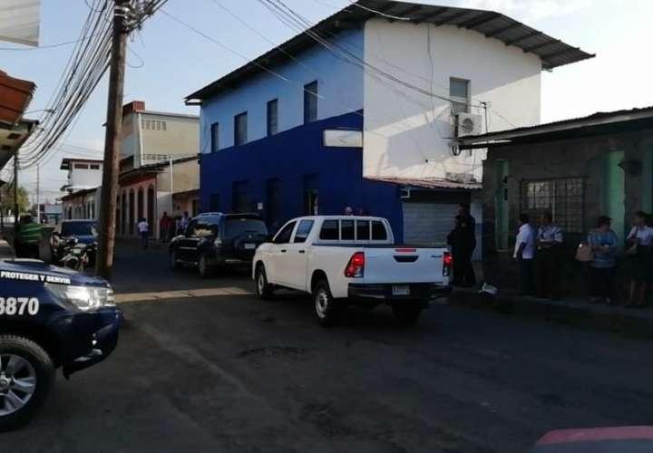 Maleantes se introducen a oficina de Correos en Penonomé