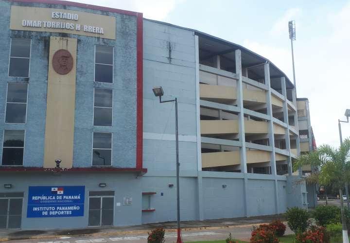 Acondicionan estadio Omar Torrijos Herrera para pacientes Covid positivos