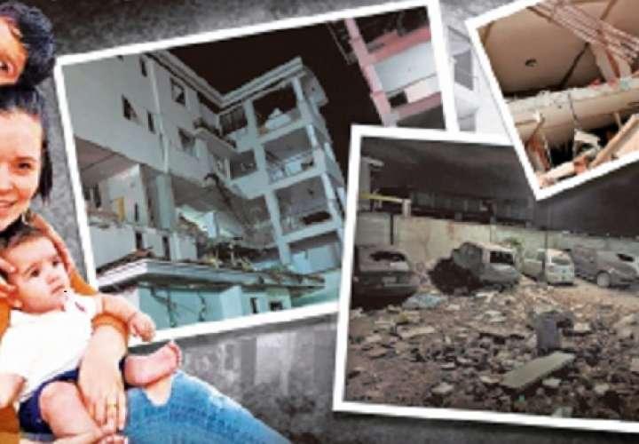 Niño, víctima de la explosión en Costamare, será trasladado hoy a Estados Unidos