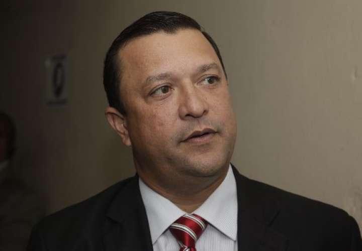 Exdirector del Instituto de Mercadeo Agropecuario (IMA) Edwin Cárdenas.