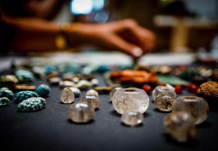 Descubren amuletos contra la mala suerte en Pompeya