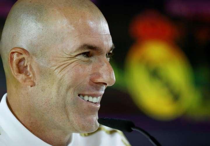 Zinedine Zidane / EFE