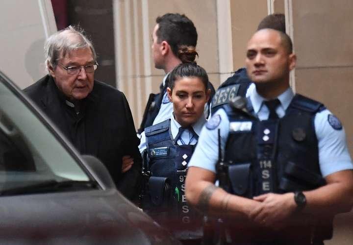 Cardenal acusado de abusar de niños compara su sufrimiento al de Jesús