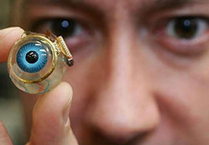 Diseñan ojo robótico que funciona con energía solar y replica la retina humana