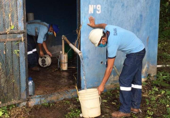 Buscan resolver falta de agua en Arraiján