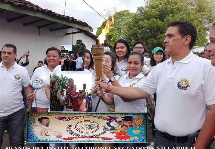 Inician celebración de los 50 años de fundación de escuela