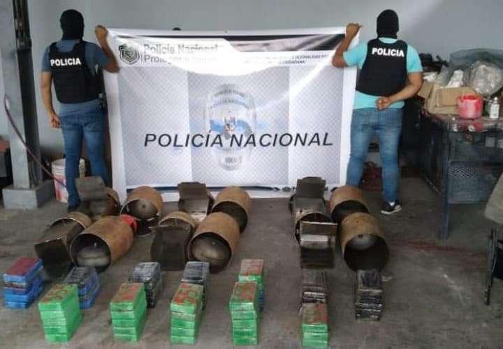 Conductor de tanques de gas preñados de coca pasará 6 meses en la cárcel
