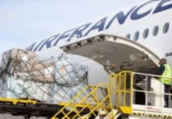 Air France prepara vuelos de carga hacia Panamá a partir del martes [Video]