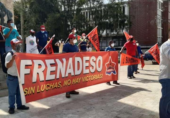Frenadeso denunciará a alcaldes por impedir actos del 9 Enero   [Video]