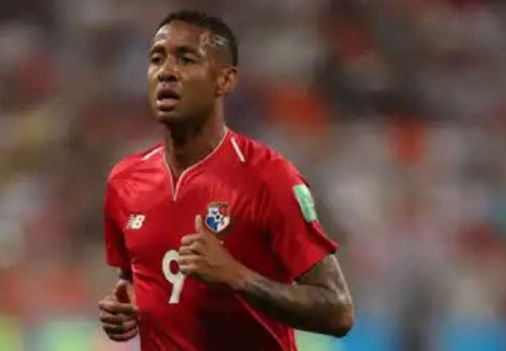 El delantero Gabriel Torres es uno de los llamados a estar con la Selección de Panamá.