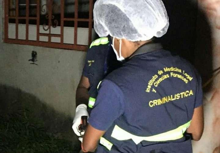 Se informó que por este caso de homicidio, existe una persona detenida. Foto: Diómedes Sánchez
