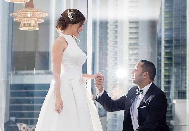 Génesis Arjona revela fotos de su boda y habla de su amor por su esposo