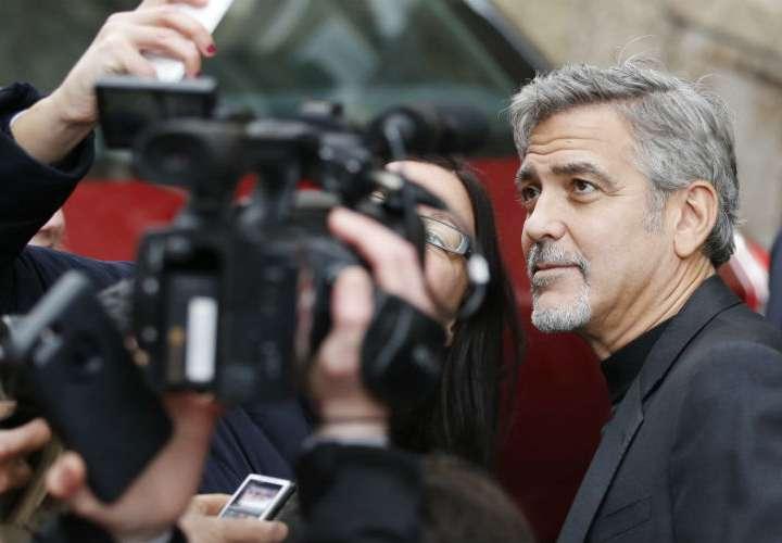 George Clooney, actor mejor pagado