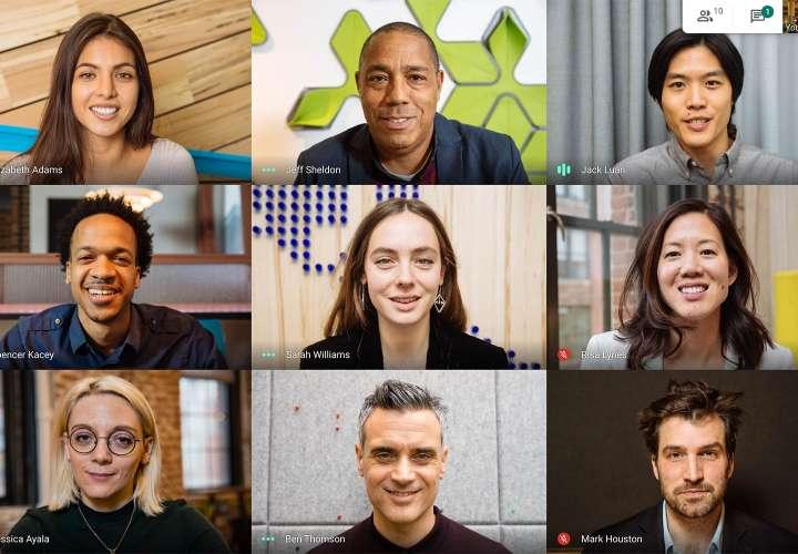 Google Meet extendió las videollamadas ilimitadas en la versión gratuita