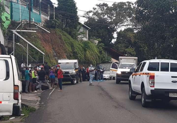 Balacera en Cerro Batea con saldo de un menor muerto [Video]