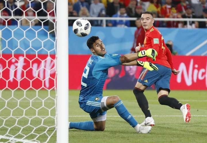 """Iago Aspas: """"Podré decir a mi hijo que vio a su padre marcar en un Mundial"""""""
