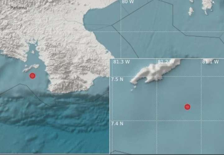 Tiembla el Pacífico panameño en Azuero, Veraguas y Chiriquí