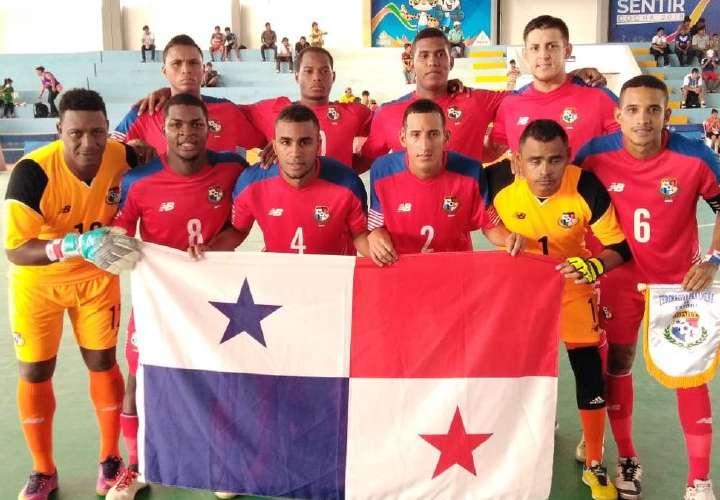Panamá volvió a perder en Bolivia