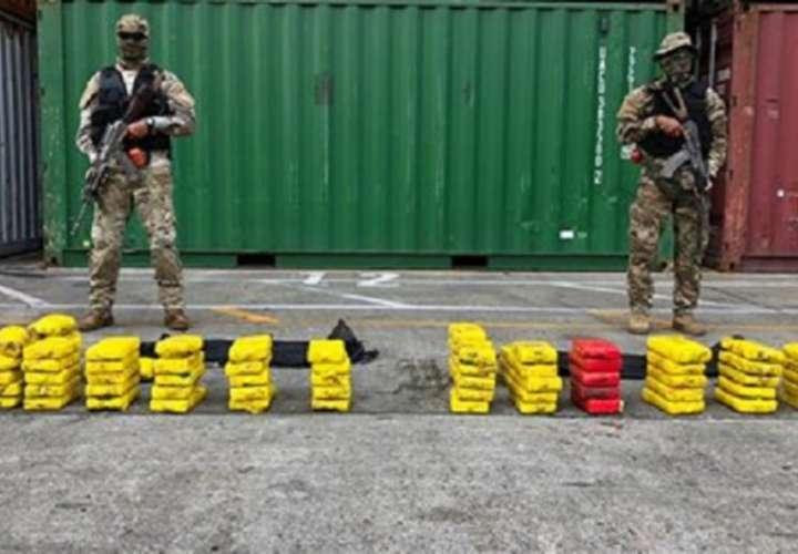 Sorprenden a policía con droga en Chiriquí