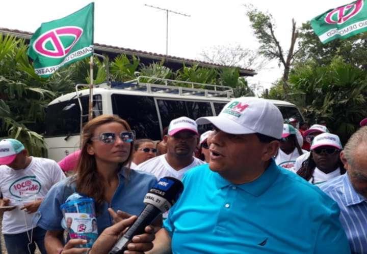 Campaña de 'El Loco' pone a vivir a Panamá Este