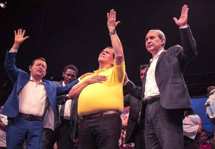 Martinelli: 'el 5 de mayo daremos arrastrada épica a Varela y el establishment'