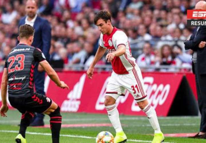 Clasificación del Ajax está en peligro