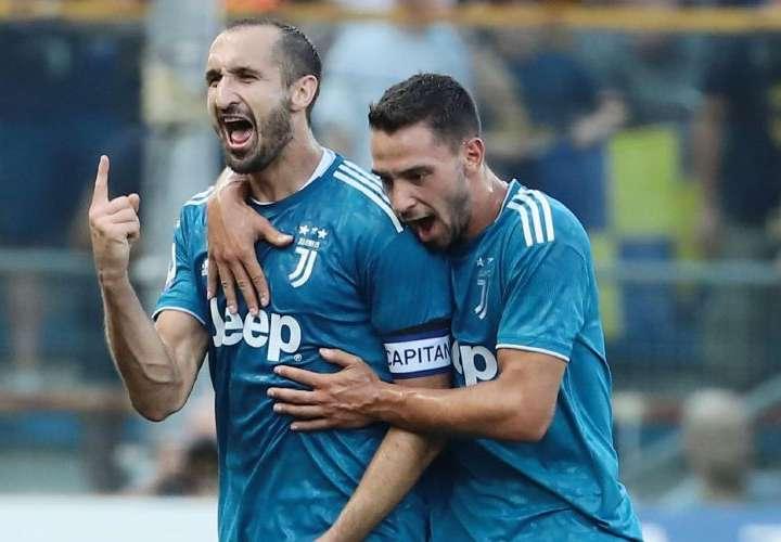 Juventus arrancó la Serie A con triunfo