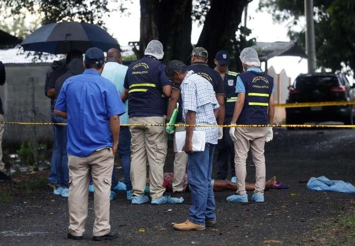 Mujer murió tras golpiza de su pareja en Pacora
