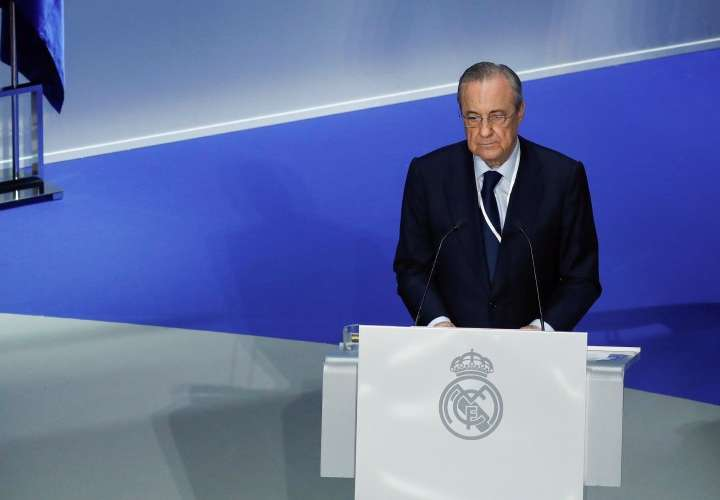 Florentino pide que se respete a jugadores