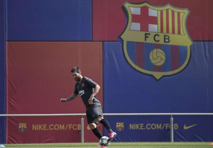 Presencia de Messi está en duda