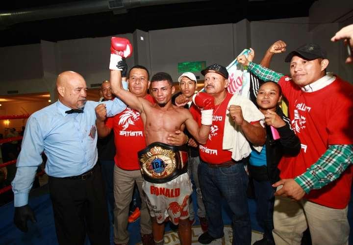 Ronal Batista: 'Quiero pelear con los mejores del patio'