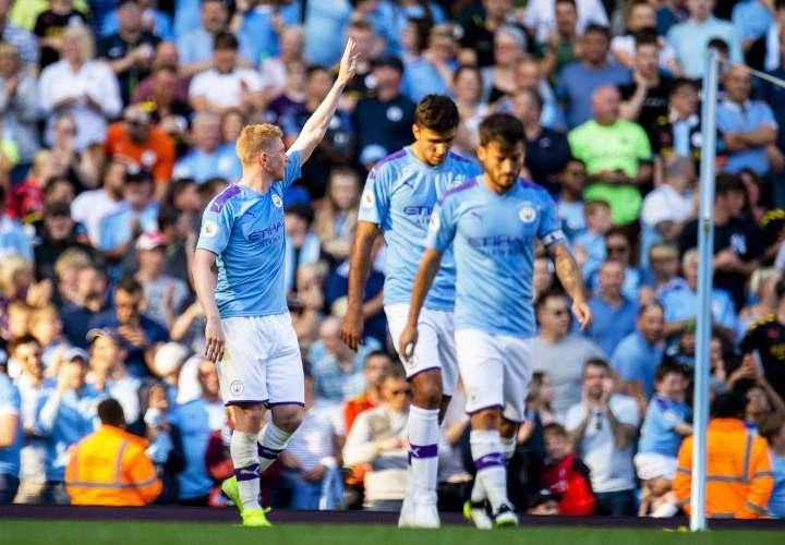 El City logra goleada histórica