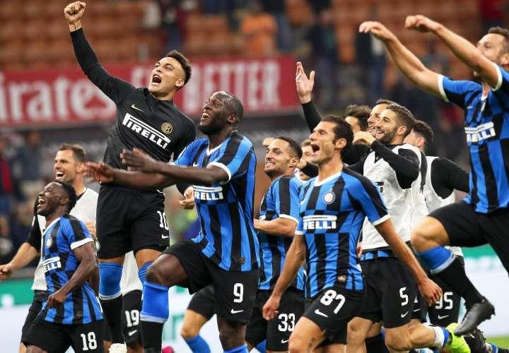 Inter se llevó el Derbi de Milan