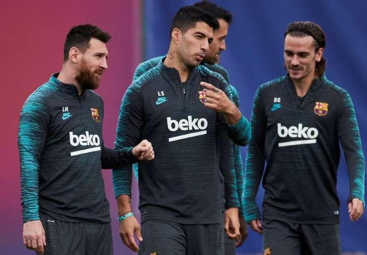 El Barça, ante partido clave
