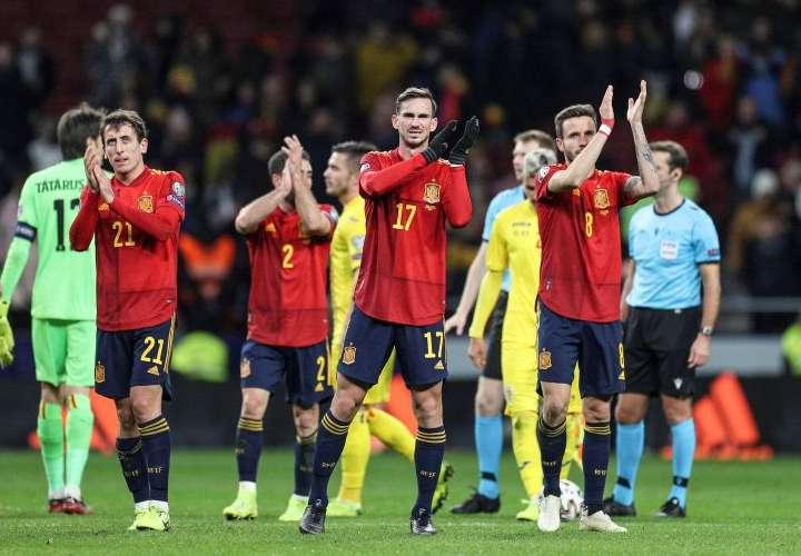 España despega hacia la Eurocopa 2020