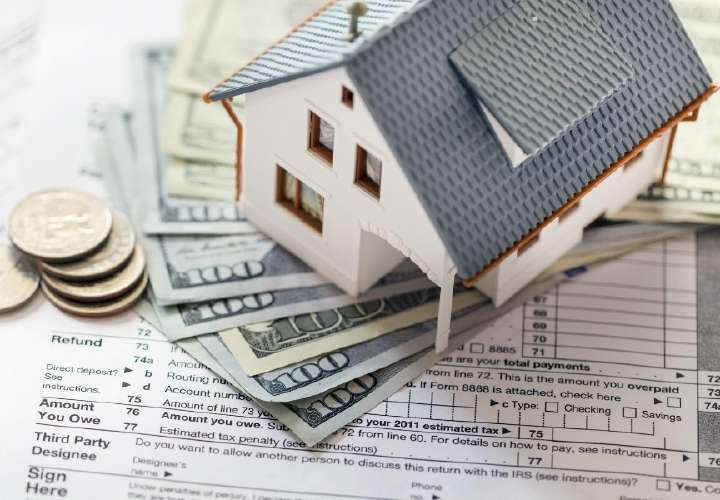 DGI: pagar impuesto de inmueble a los bancos es opcional