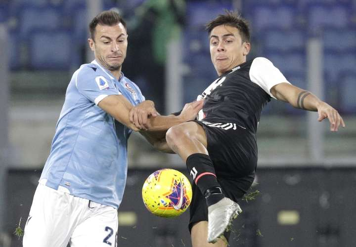 La Lazio arruina el partido número 200 de Dybala