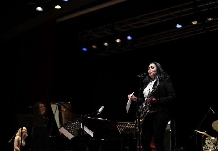 Patricia Zárate Pérez presenta su disco debut en el PJF