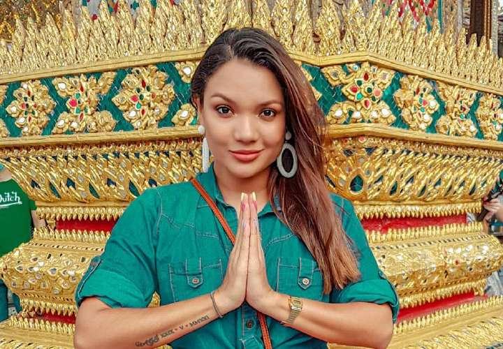 Luego de su viaje a Tailandia asegura que está bien en PTY