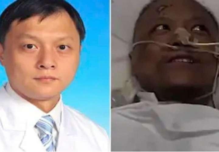 Muere médico que se le oscureció la piel por el COVID