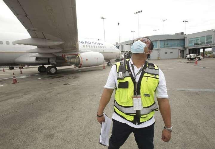 Panamá pospone hasta el 23 de julio reapertura del aeropuerto de Tocumen