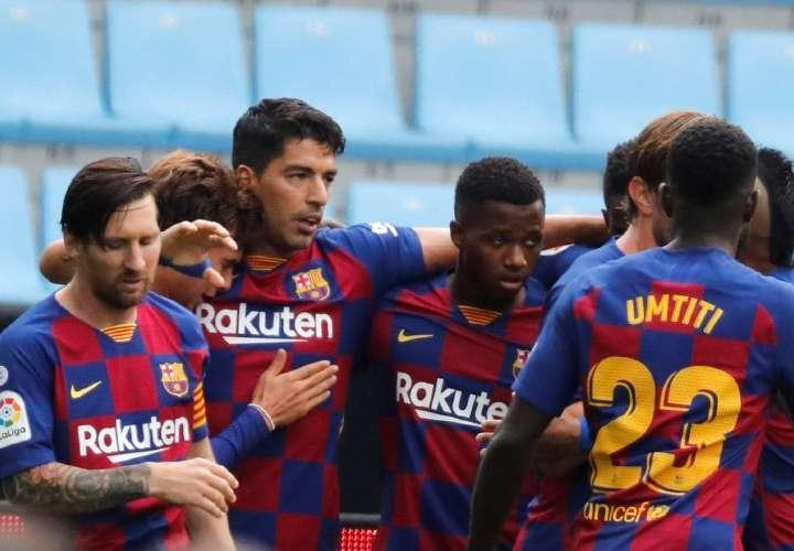 El Barcelona, contra las cuerdas y contra el Atlético
